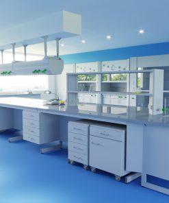 Nội thất phòng thí nghiệm